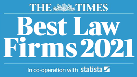 The Times Best Law Firms